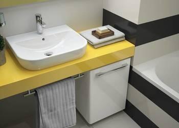KOŁO TRAFFIC nowa umywalka 70X48 minimalizm LUX projekt IKEA