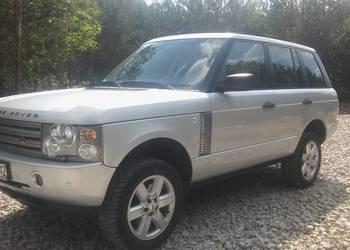 Range Rover Vogue 4.4 lpg