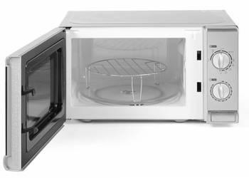 Kuchenka mikrofalowa z grillem poj. 20l - gastronomiczna