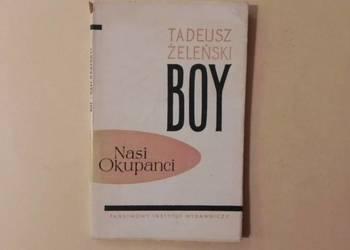 NASI OKUPANCI - TADEUSZ ŻELEŃSKI - BOY