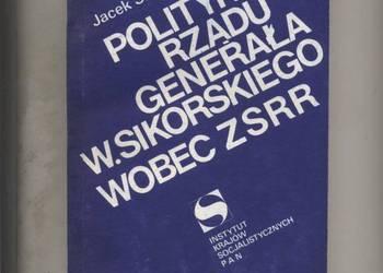 Polityka rządu generała W.Sikorskiego wobec ZSRR