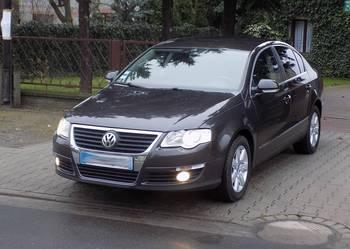 Volkswagen Passat B6 TDI.140KM.klimatronic.BEZWYPADKOWY