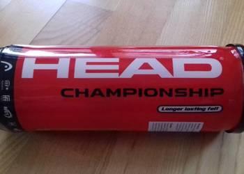 Piłki tenisowe Head Championship - 3 szt.