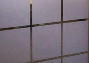 Folia Mleczna Matująca Mrożona Szroniona na szybę 100x126 cm