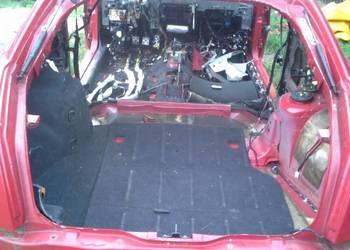 Tapicerka podłogi bagażnika Alfa GT 04-10r.