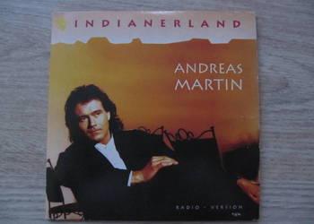"""Sprzedam singiel CD """"Indianerland"""" Andreas Martin, Mokotów."""
