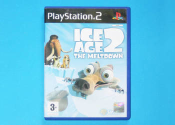 Ice Age 2 The Meltdown (Epoka Lodowcowa 2 Odwilż) (PS2)