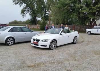 AUTO DO ŚLUBU BMW E93 CABRIO
