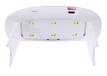 Profesjonalna mini lampa suszarka do paznokci SUNmini UV dla