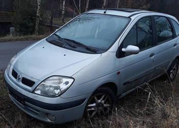 Renault scenic 1.9 dti wszystkie części