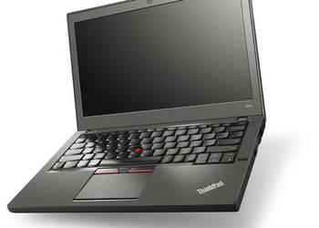 Mobilny Lenovo x250 i5-5300U 4x 2,90 Ghz 8GB 180GB SSD A+