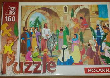 Puzzle 160 szt. Hosanna