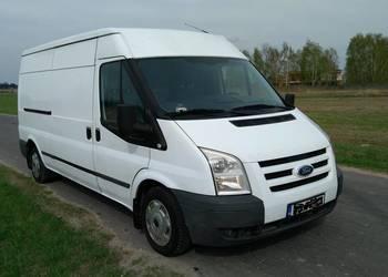 Ford Transit 2008, T300 140KM Bezwypadkowy Faktura VAT 23%