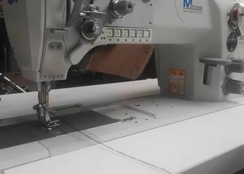 Durkopp Adler 867potrójny transport tapicerka ciężkie szycie