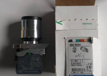 przycisk sterowniczy XB4-BG61 Telemecanique kluczyki