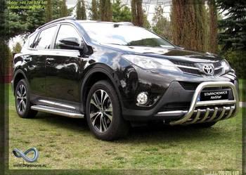 Toyota RAV4 Orurowanie Podesty