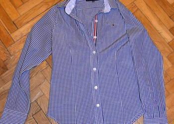 fee1e03a2 Tommy Hilfiger koszula damska w kratę 37/38 S nowa …