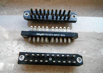 Wtyk symetryczny 20 stykowy złącze nożowe 20 pin Nowe