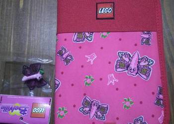 Piórnik LEGO nowy z wyposażeniem