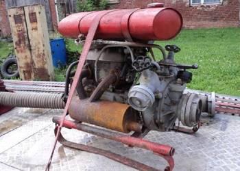 Motopompa strażacka DKW