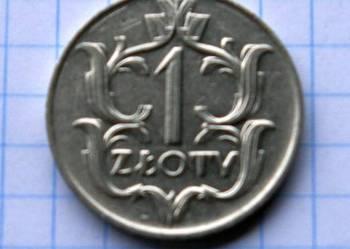 1 ZŁOTY 1929 ROK - POLSKA