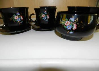 Zestaw do kawy dekoracyjny