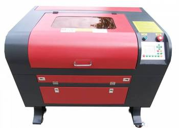 Ploter laserowy laser tnąco grawerujący grawerka laserowa