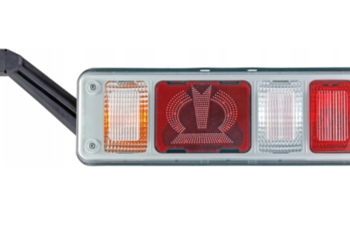 orginalny klosz lampy z logo krone