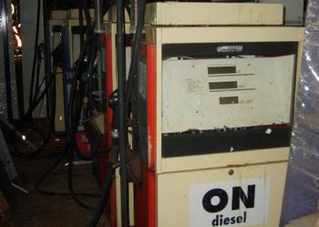 Dystrybutor paliw ADAST sprzedam