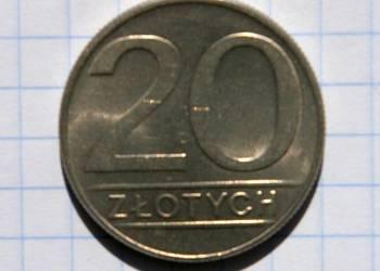 20 ZŁOTYCH 1988 ROK - POLSKA