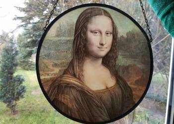Mona Lisa na szkle