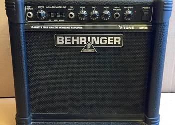 Wzmacniacz Gitarowy BEHRINGER V-TONE GM108 ŚWIETNY !