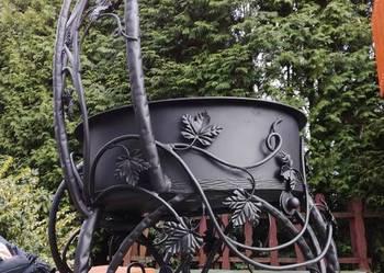 grill metalowy gril kuty