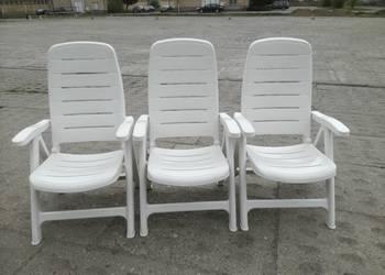 Krzesła rozkładane firmy Bolero
