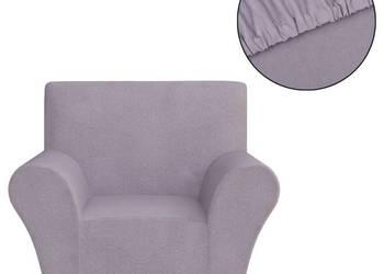 vidaXL Elastyczny pokrowiec na fotel, z dżerseju 131085