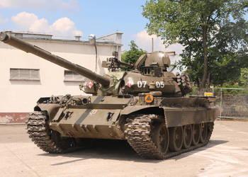 Przejażdżka czołgiem! Jazda czołgiem