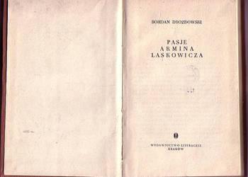 (5988) PASJE ARMINA LASKOWICZA – BOHDAN DROZDOWSKI