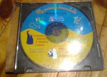 płyta CD,, My jestesmy krasnoludki''