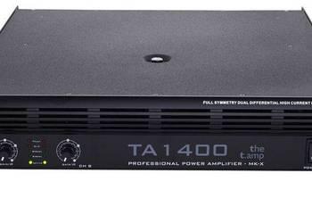 KONCÓWKA MOCY T-amp 1400