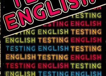 Testing English