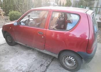 Fiat seicento 99r 0,9l
