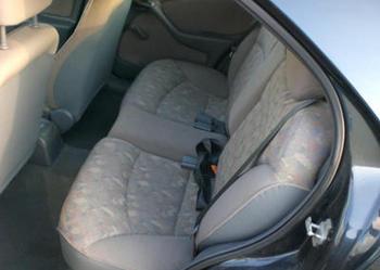 FIAT BRAVA MAREA kanapa tylna siedzisko+oparcie komplet