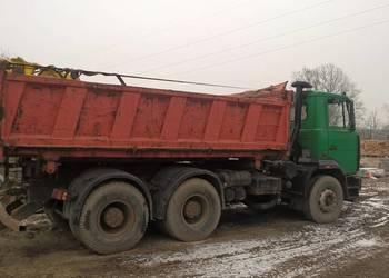 WYWROTKA MAZ typ  551669 r. prod. 2007 r.