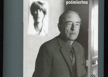 Witold Gombrowicz Autobiografia posmiertna