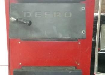 kocioł węglowy, piec DEFRO 25kw.