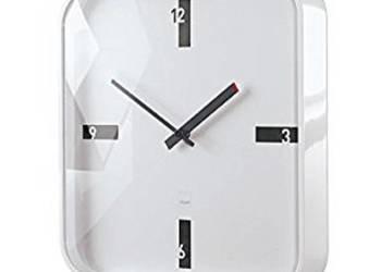 Sigel Style Zegar ścienny Kwarcowy WU122, Biały