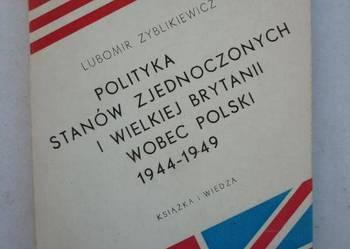 POLITYKA STANÓW ZJEDNOCZONYCH WOBEC POLSKI