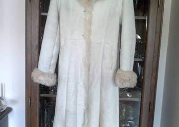 Kożuszek-płaszcz damski