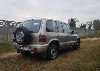 Kia Sportage 2.0 1998 r.OC opł.na rok.