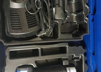 Szlifierka kątowa Flex mini na małe tarcze berner 10,8 volta